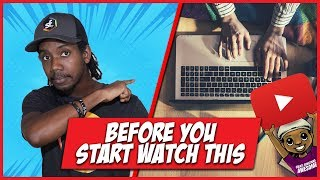 Download BEFORE YOU START YOUTUBE... WATCH THIS VIDEO! Video