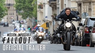 Download Mission: Impossible - Fallout (2018) - Official Trailer - Paramount Pictures Video