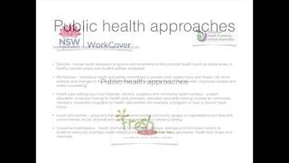 Download Health promotion strategies & approaches Video