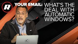 Download Your Email: Why aren't all my windows automatic? Cooley explains Video