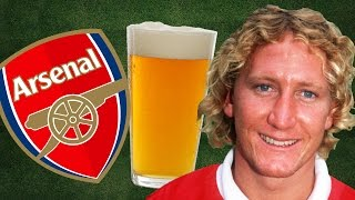 Download Arsenal True Story: Gunner Downs 4 Beers Then Outplays Liverpool! Video
