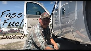 Download FASS Fuel Lift Install 2011 Duramax Video