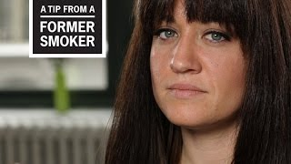 Download CDC: Tips From Former Smokers - Amanda: Smoking, Family, and Pain Video