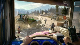 Download FAR CRY 5 - VAAS EASTER EGG, FISHING AND FREE ROAM! | Walkthrough Gameplay (PS4 Pro) Video