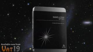Download Name a Star Gift Box Video