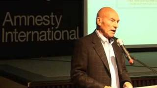 Download Patrick Stewart on violence against women Video