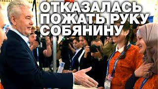 Download Мусульманка никогда не пожмет руку Собянину!? Разбираются «Братья по разуму» Video