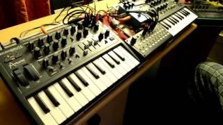 Download STRANGER THINGS - KIDS cover - Keystep JX-03 Microbrute Video