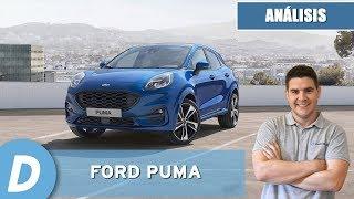 Download Ford Puma (2019) | Diseño y espacio sobre plataforma Fiesta | Diariomotor Video