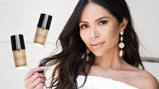 Download ARMANI LUMINOUS SILK FOUNDATION REVIEW + DEMO Video