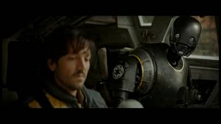Download Rogue One A Star Wars Story Exclusive Scene - Jyn's Blaster (2016) Video