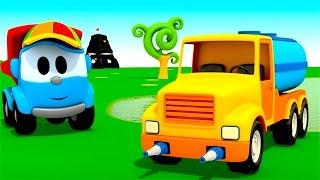 Download Leo el Pequeño Camión - El Camión Cisterna Video