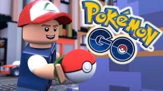 Download POKEMON GO in LEGO World Video