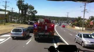 Download Strike Team 9084 Run Code 1 NSW Fires Video