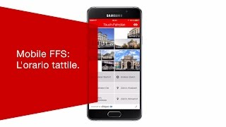 Download Mobile FFS: L'orario tattile. Video