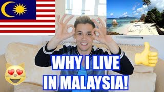 Download WHY I LIVE IN MALAYSIA! | Mark O'Dea Video