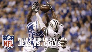 Download Jets vs. Colts | Week 2 Highlights | NFL Video