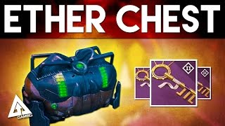 Download Destiny Treasure Key Farming - Ether Chest Rewards (House of Wolves) Video