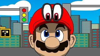 Download SUPER MARIO ODYSSEY Animation Video