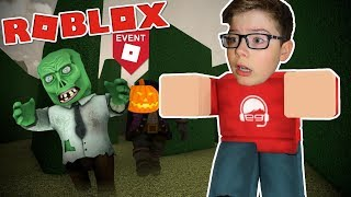 Download Trapped with MONSTERS in the Hallow's Eve MAZE!! - Roblox Video