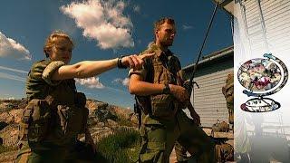 Download Norway Pioneers Unisex Patrols Of Russia Border Video