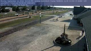Download Galesburg Railroad Museum Camera Video