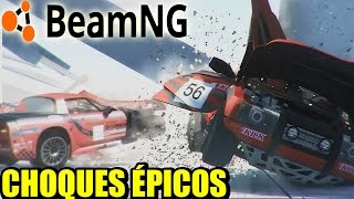 Download DESTRUCCIÓN TOTAL - BeamNG.DRIVE - Completando el modo CAMPAÑA | Gameplay Español Video