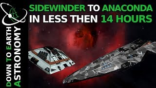 Download From Sidewinder to Anaconda in less than 14 hours | Elite dangerous Video