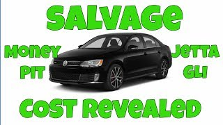 Download How I LOST a LOT of MONEY Rebuilding a SALVAGE Car: When a Rebuild goes Bad (Money Pit Jetta GLI) Video
