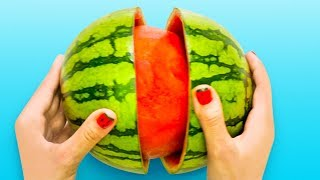 Download 25 FUN AND YUMMY FRUIT LIFE HACKS Video