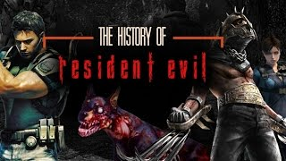 Download The History of Resident Evil Video