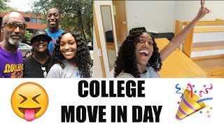Download SPELMAN COLLEGE VLOG #19   MOVE IN DAY 2018 + DORM TOUR   KENNEDY SIMONE Video