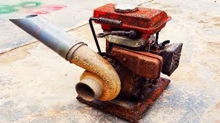 Download Restoration of pumps - old rust | Recovery Very old water pump Video