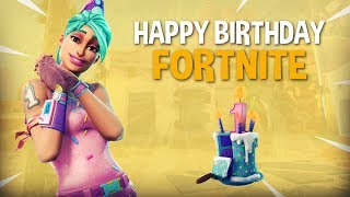 Download Happy Birthday Fortnite! 20 Frag Solo Gameplay - Fortnite Battle Royale Gameplay - Ninja Video