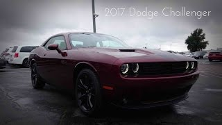 Download 2017 Dodge Challenger Blacktop 3.6 L V6 Review Video