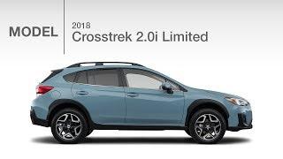 Download 2018 Subaru Crosstrek 2.0i Limited | Model Review Video