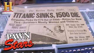 Download Pawn Stars: 7 Fake Items That Were Worth Nothing | History Video