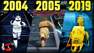 Download Which Star Wars Battlefront 2 Is Better? - 2004 vs 2005 vs 2019 KAMINO Video
