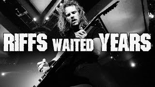 Download 5 riffs waited MANY YEARS to become awesome Metallica songs | Andriy Vasylenko Video