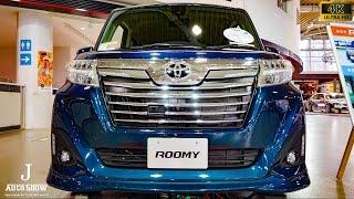 Download (4K)TOYOTA ROOMY トヨタ・ルーミー 実車内装外装確認 - MEGAWEB展示車両 Video