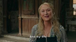 Download Mamma Mia! Here We Go Again - My Love, My Life (Lyrics) 1080pHD Video