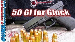 Download . 50 Caliber Glock - Beast or Beauty? Video
