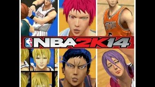 Download NBA 2K14- The Generation of Miracle(KNB MOD) Video