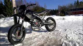 Download Derbi Senda Mid-race Engine Build [80tpr] Video