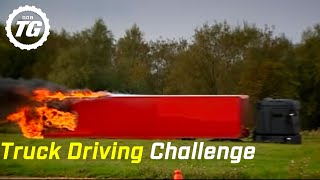 Download Truck Driving Challenge Part 2: Alpine Course Race - Top Gear - BBC Video