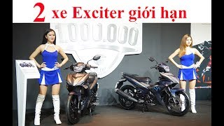 Download Yamaha Việt Nam ra mắt 2 xe Exciter đặc biệt kỷ niệm 1 triệu xe Video