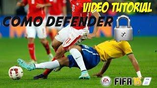Download DEFESA eficiente no FIFA 15 - Como marcar prático e ágil Video
