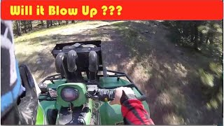 Download ATV ShakeDown Back Country Adventure Video