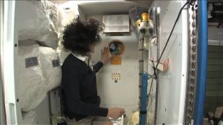 Download ISS Tour: Kitchen, Bedrooms & The Latrine | Video Video