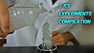 Download 3 Ice Experiments Ideas - Compilation Video